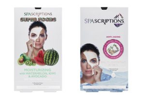 SpaScriptions Superfood and Collagen Mask Duo Beauty Over 40