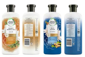 Herbal essences bio;renew Moringa Oil & Blue Ginger with Ingredients Beauty Over 40