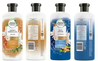 Herbal Essences bio:renew New Look