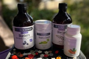 Rochway Nutritional Products Beauty Over 40