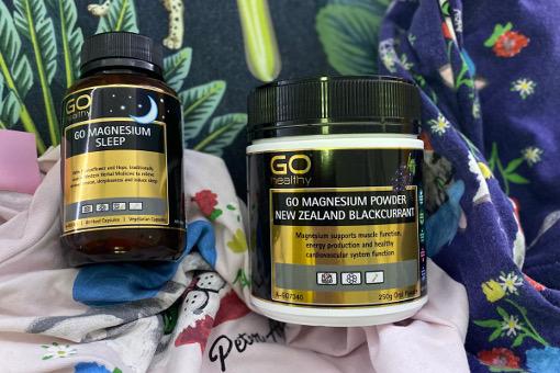 GO Magnesium 800 High Strength