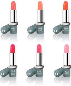 Mavala Lip Fantastic Lipstick Collection Beauty Over 40