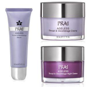 PRAI Beauty Ageless Neck Trio