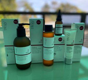 Trilogy Combination Skin Range Beauty Over 40